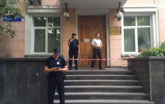 Вкиевской клинике убили мужчину